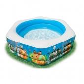 Детский надувной бассейн Intex 57496