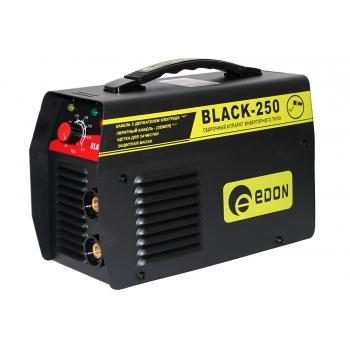 Сварочный инвертор Edon ММА-250 Black mini