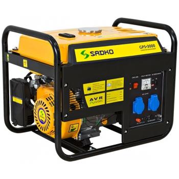 Бензиновый генератор Sadko GPS-3000Е