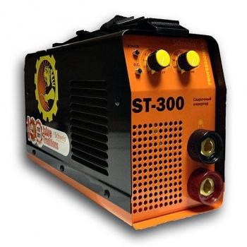 Сварочный инвертор Schweis ST300. Обновленная модель с регулировкой форсажа дуги.