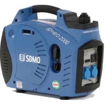Инверторный бензогенератор SDMO INEO 2000