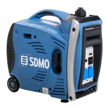 Инверторный бензогенератор SDMO INEO 3000