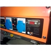 Бензиновый генератор Энергомаш ЭГ-87280