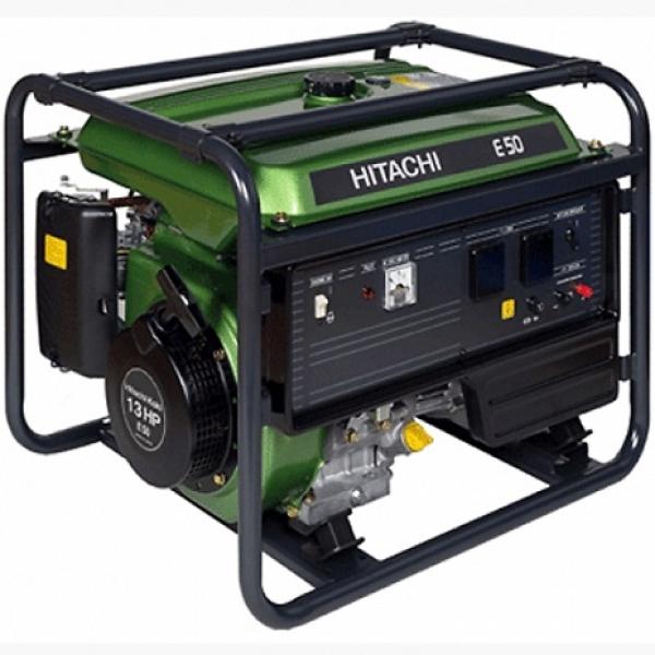 """Результат пошуку зображень за запитом """"бензиновый генератор Hitachi"""""""